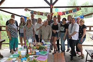 Празднование 25-летия компании «Аудит-Вид и Ко»